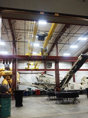 General Equipment & Supplies, Inc. has added more than 6,000 square feet to its facility in northeast Sioux Falls.