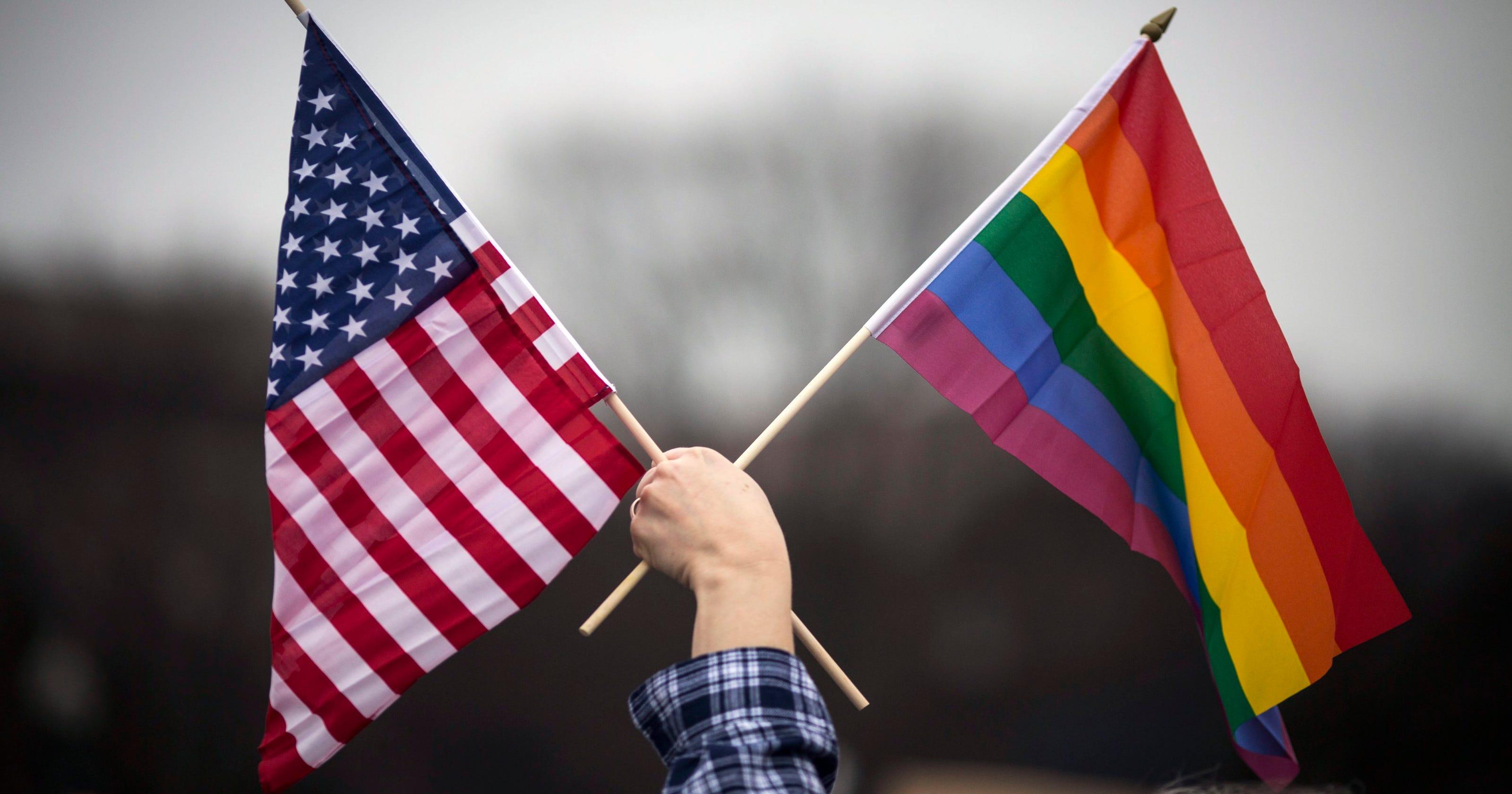 Log Cabin Republicans chair: LGBT Americans belong in Donald Trump's Republican Party