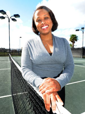 Chanda Rubin, photographed in January 2012, is in the Louisiana Tennis Hall of Fame.