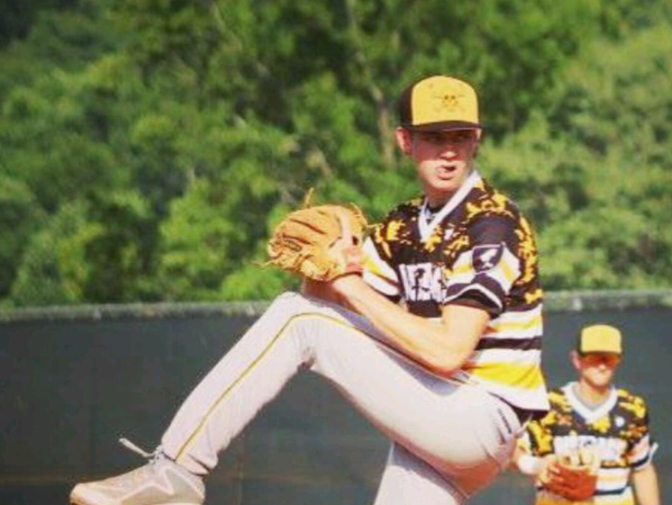 McDowell rising senior Zach Franklin has committed to play college baseball for Western Carolina University.