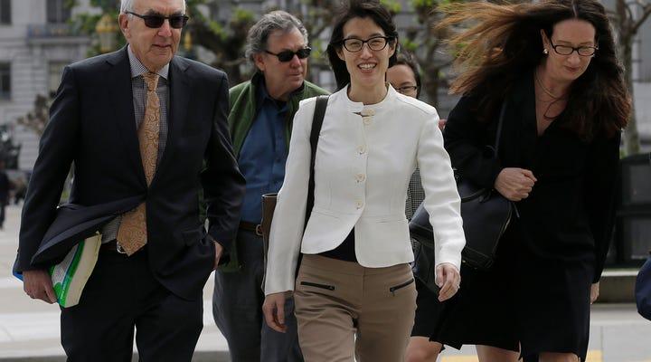 Key players in Ellen Pao's sex discrimination suit