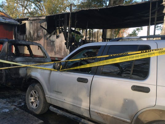3 Children Die In Louisiana Mobile Home Fire