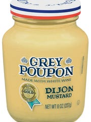 Mustard should be in your pantry.