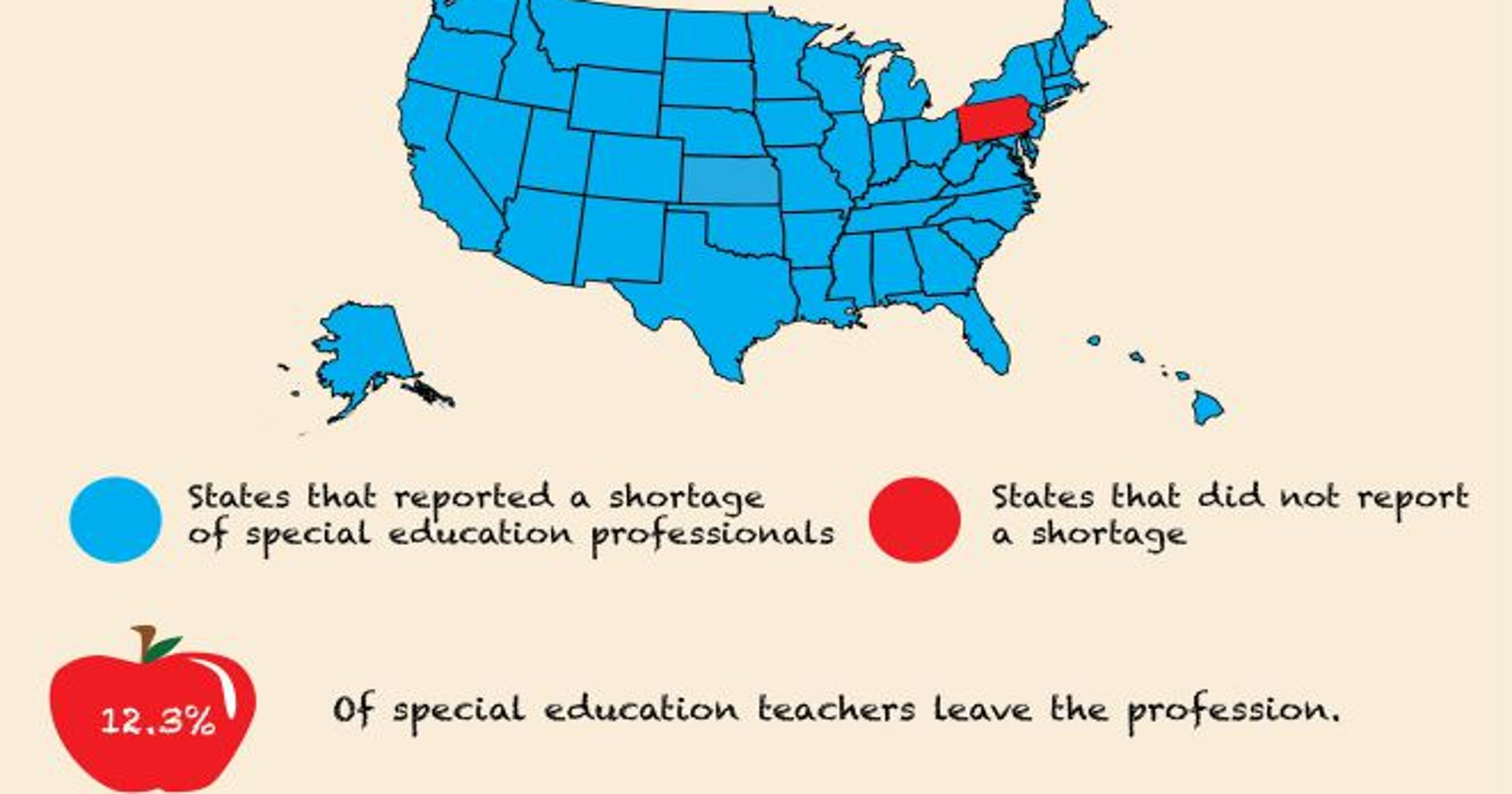 Special Education Teacher Shortage Creates Opportunity For Students