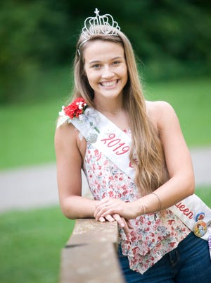 The 2019 Greater Alliance Carnation Festival queen Allison Waggoner says that as a nursing student at University of Mount Union, she understands the cancellation of the 2020 festival due to COVID-19.