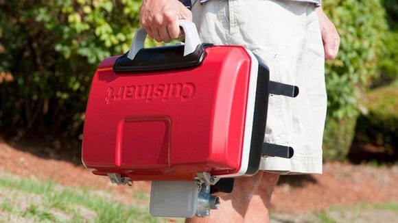 A top pick for portable grills.