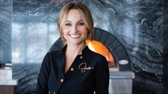 Giada De Laurentiis debuted her first restaurant, GIADA at The Cromwell, in 2014.