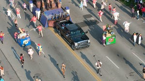 Video | A little taste of the Pegasus Parade