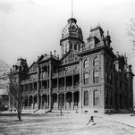 Car hits bull, cattle stolen, no dancing in courthouse among El Paso Times 1897 headlines