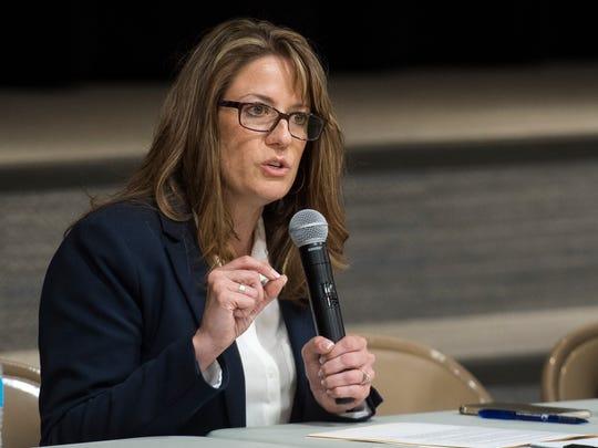 Iron County Commission seat B candidate Jennie Hendricks