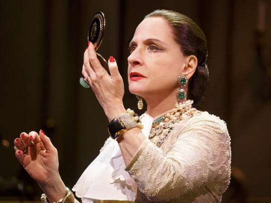 "Patti LuPone in ""War Paint."""