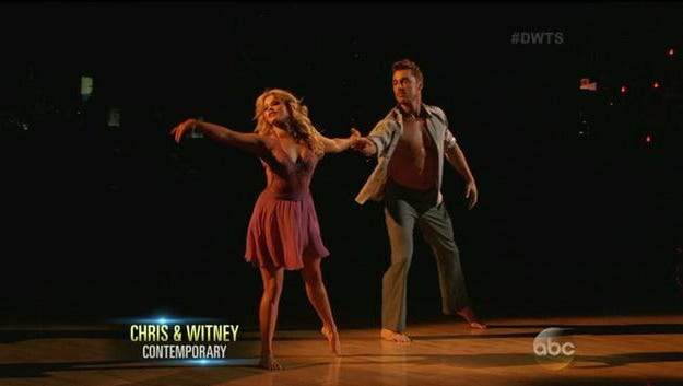 Chris and Witney