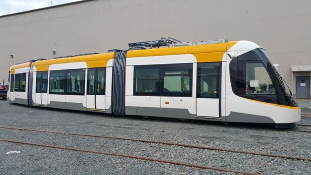 The lone streetcar currently housed in the Over-the-Rhine maintenance facility will soon have a roommate.