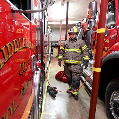 For Augusta County's unpaid volunteer firefighters, there's a price to be paid every day