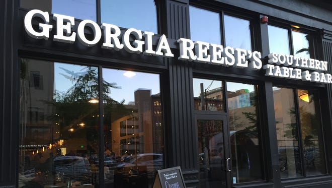 Owner and former Colts linebacker Gary Brackett will close Georgia Reese's, 14 E. Washington St., in late 2016 and open CharBlue, a steak and seafood restaurant, in its place.