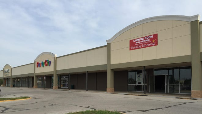 The Tuesday Morning store's new location in Lafayette
