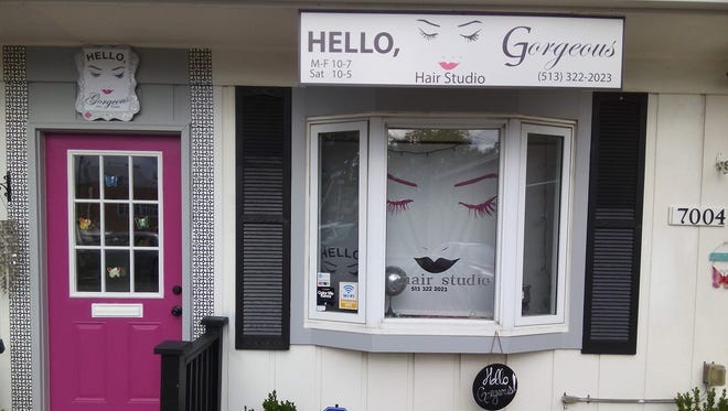 Hello Gorgeous Hair Studio in Madeira will have its grand opening and ribbon cutting in July.