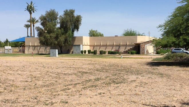 Plans call for developing 32 homes on land south of Chandler Presbyterian Church.