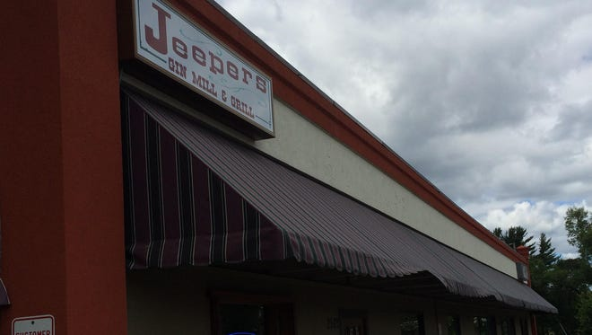 Jeepers Gin Mill recently opened at 2529 Post Road in Plover.
