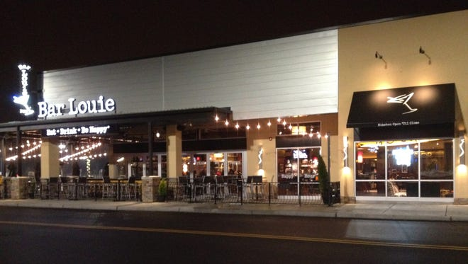 Bar Louie is at 98 Greece Ridge Center Drive, in part of the former Bon-Ton.