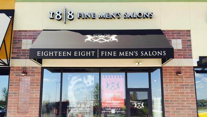18/8 Fine Men's Salon is opening in Oakley Station in early November.