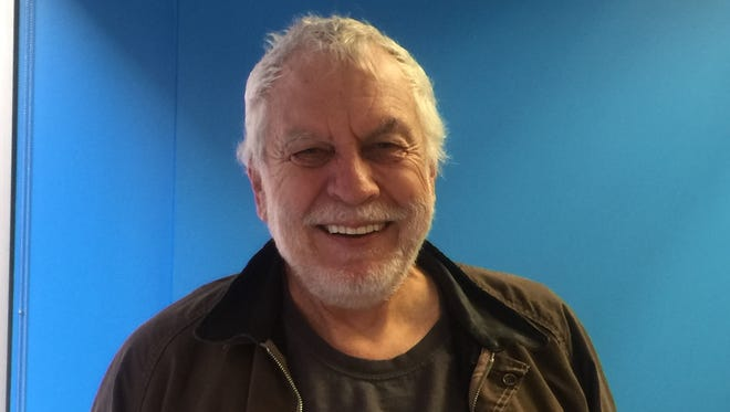 Nolan Bushnell, founder and former CEO of Atari and Chuck E. Cheese, at USA TODAY's offices in San Francisco on Nov. 6, 2015.