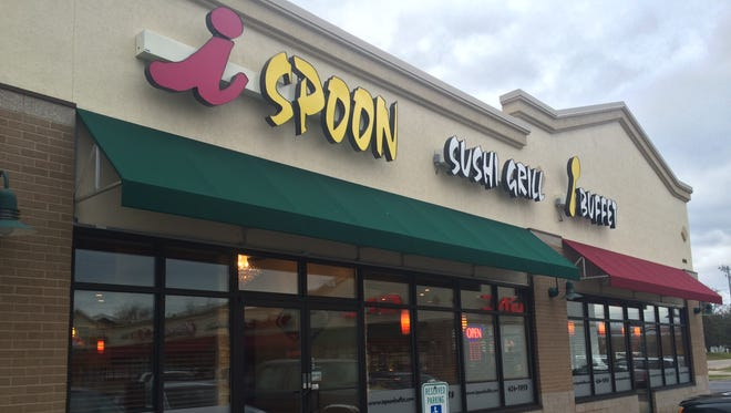 The iSpoon Sushi Grill & Buffet has opened at 4531 Eighth St. S., Suite 106.