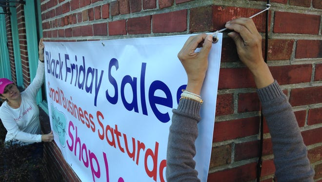 Holiday shopping at locally owned small businesses contributes to a healthier economy. Small Business Saturday is designed to remind us of that fact.