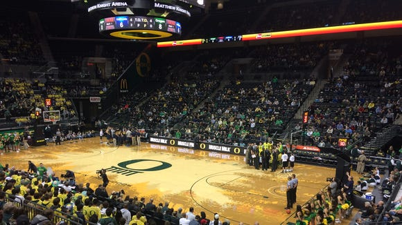 Ducks host Cal.