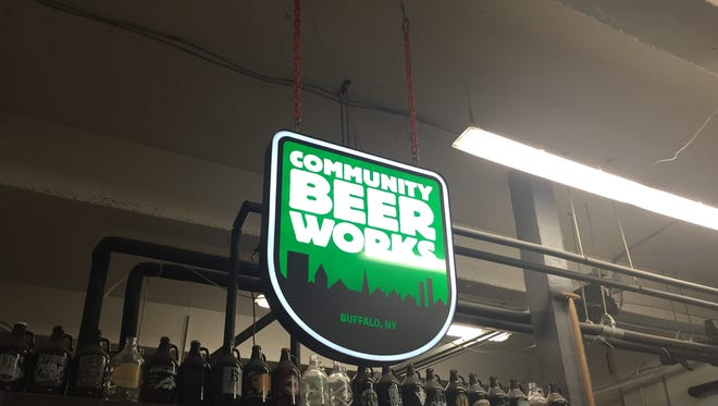 Community Beer Works,which opened in 2012, is one of the best breweries in western New York.