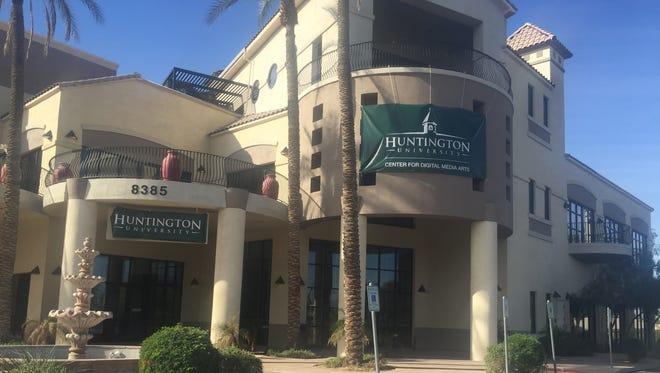 Huntington University's campus in Peoria began classes in September.