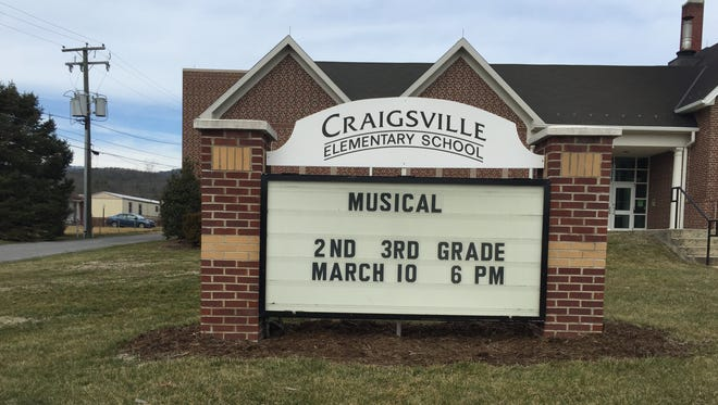 Craigsville Elementary School will not be closing anytime soon, contrary to rumors going around town.