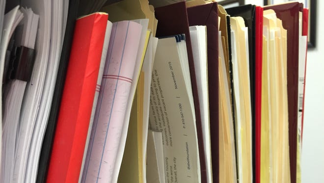 Government records should be open and easily accessed by the public.