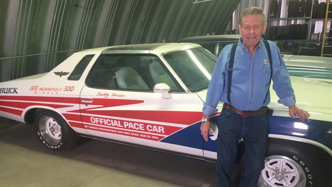 Bobby Unser had quite the fight over ownership of his 1975 Indy 500 pace car, but since he won the race, he took the car and kept it.