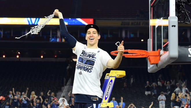 Final Four Most Outstanding Player Ryan Arcidiacono.