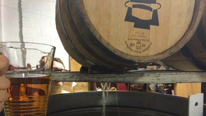 Cooper River Distillers will celebrate the launch of their bourbon with a party Saturday, Feb. 4 from 1 to 10 p.m.
