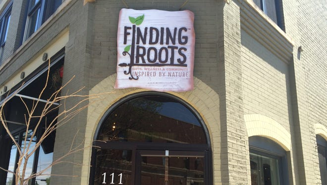 Finding Roots opens Thursday in downtown Howell.