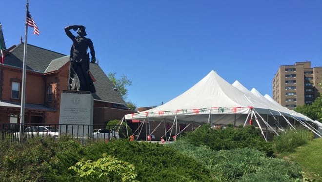 The 18th annual Festa Italiana starts Thursday at the Italian Center in the City of Poughkeepsie.