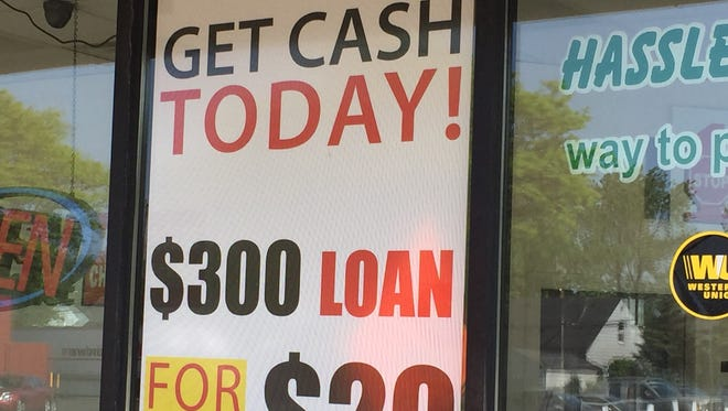 The federal Consumer Financial Protection Bureau plans to rescind restrictions on payday lending.
