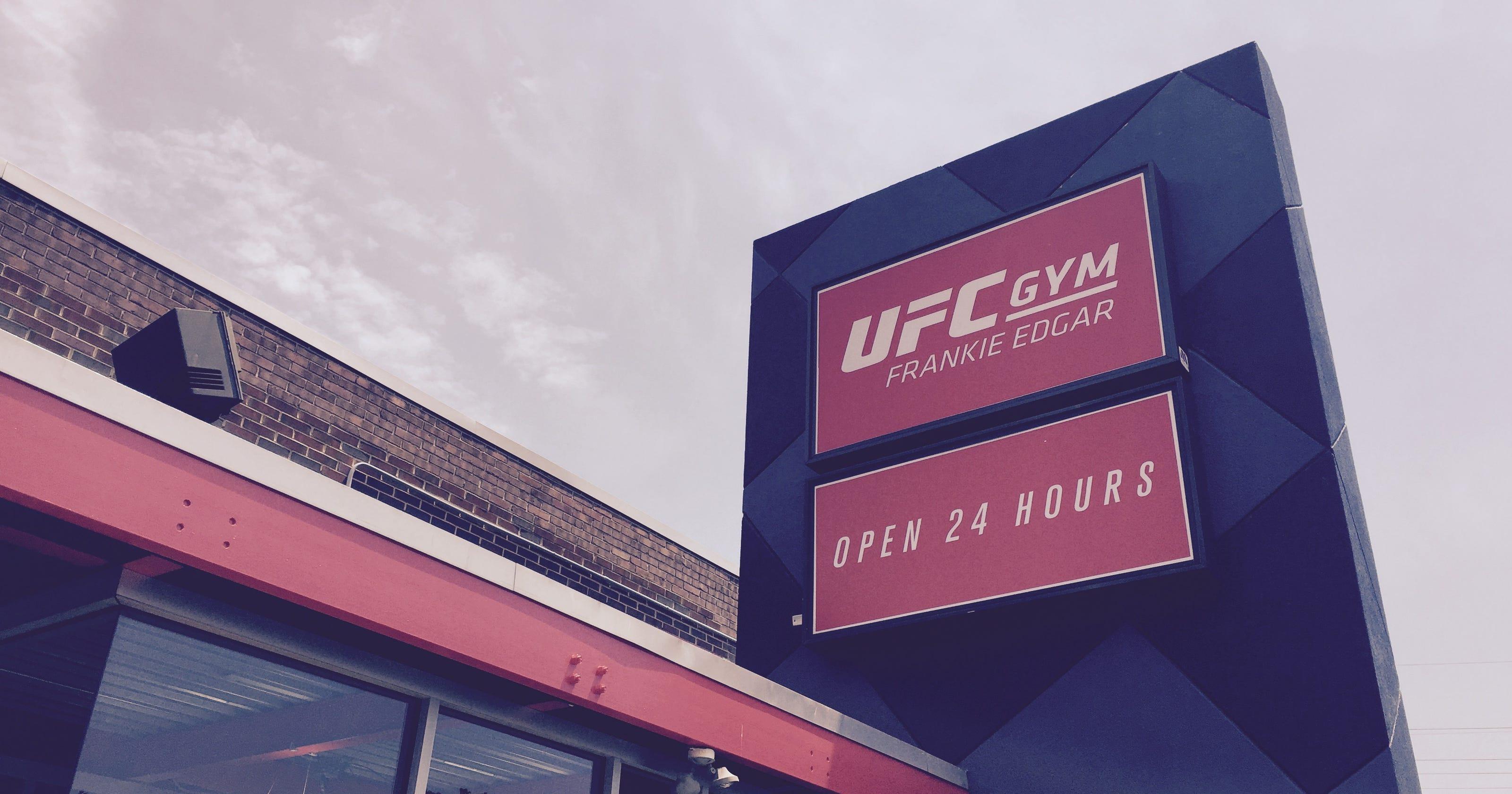 Frankie Edgar opens gym in North Brunswick