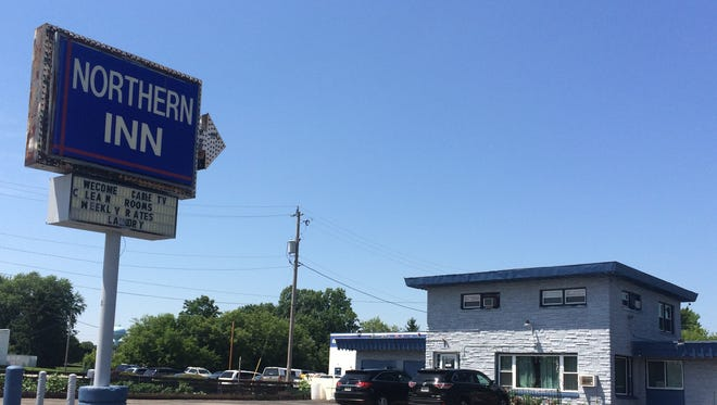 Northern Inn motel is located at 420 W. Northland Ave. in Grand Chute.