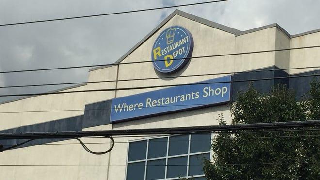 Restaurant Depot in Mount Vernon.