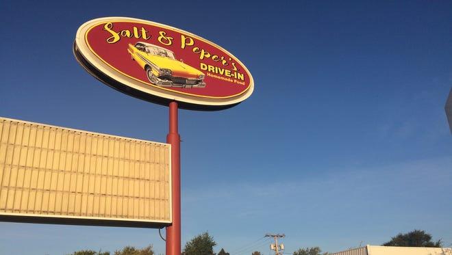 Salt & Peper's Drive-In opens at 4 p.m. Oct. 14 in Wisconsin Rapids.