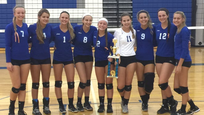 Seniors have played a big part in the Bees' success this fall.
