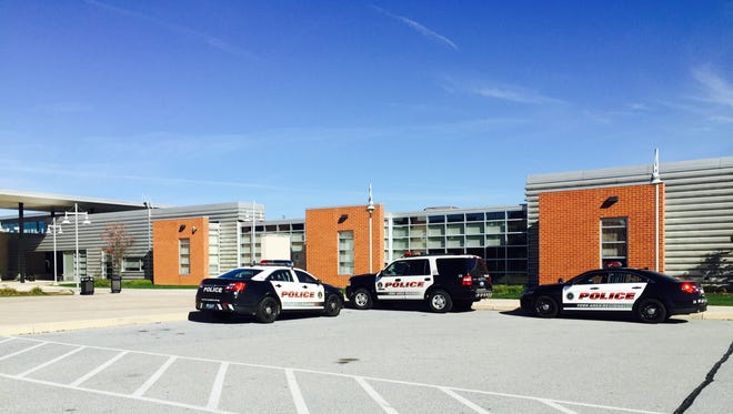 Police have added an additional presence at York County School of Technology Thursday following allegations of harassment Wednesday in the wake of the presidential election.