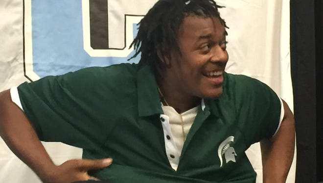 1. Xavier Tillman, 6-8, senior, Grand Rapids Christian. Committed to Michigan State.