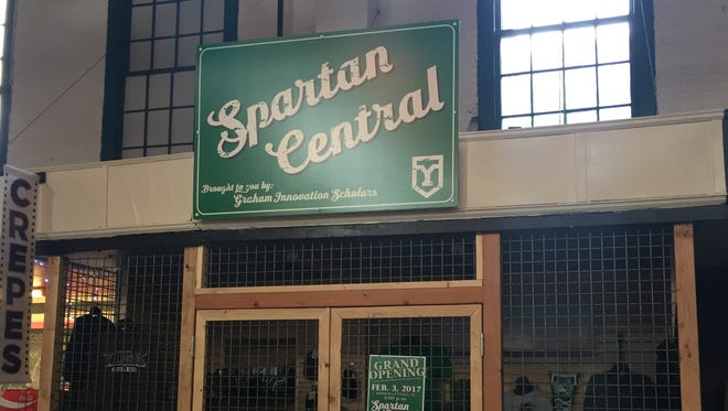 York College is opening a student-run store at Central Market. The store will be operated by students who are part of the college's Graham Innovation Scholars program.