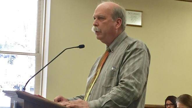 Drew Uecker, principal of Paris Gibson Education Center in Great Falls, said Monday that House Bill 178 would help students who need a break.