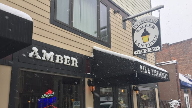 Opened in 2015, the Amber Lantern Brewing Co. is the first craft brewery in Wyoming County.