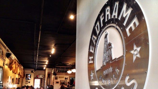 Headframe Spirits set up shop in a historic car dealership in Uptown Butte.